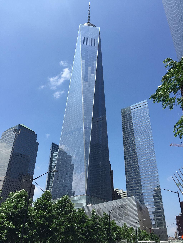 Башня Свободы Нью-Йорк