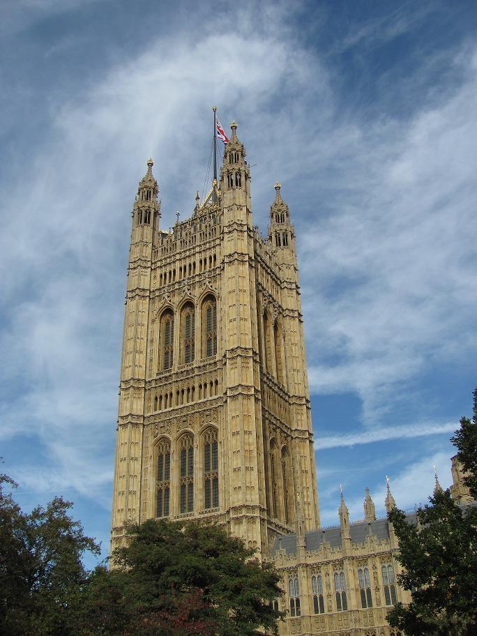 Вестминстерский дворец, Лондон.JPG