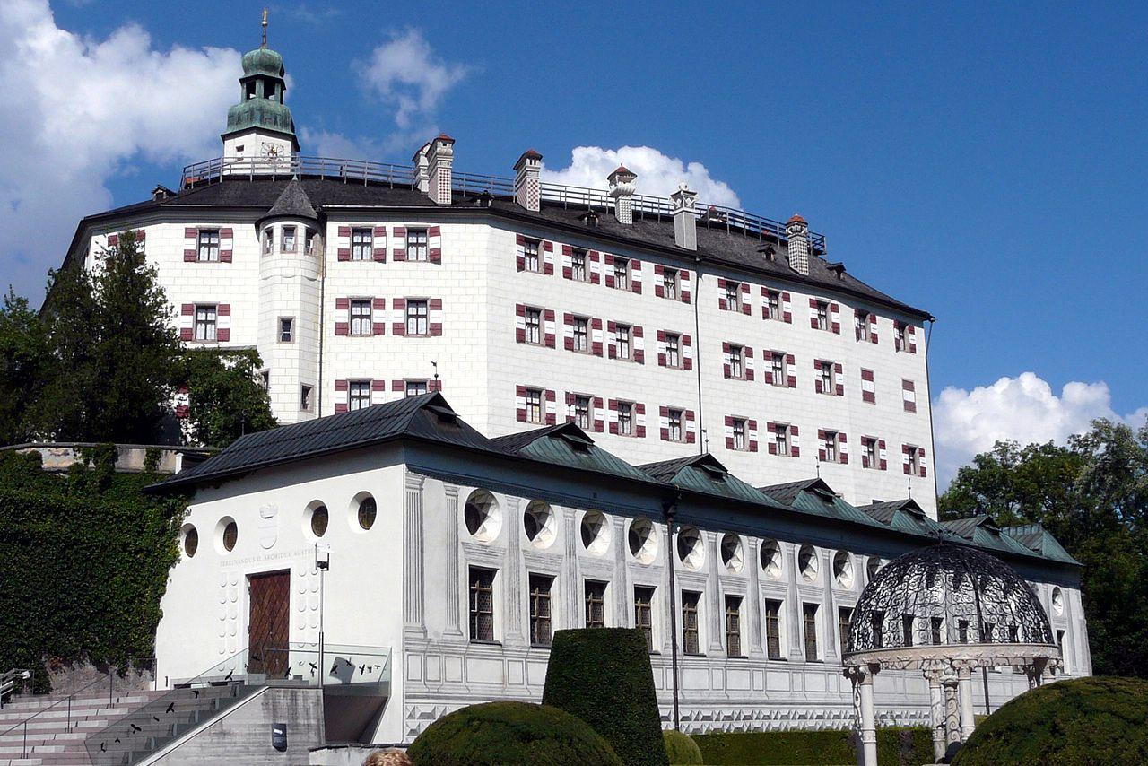Замок Амбрас, Австрия