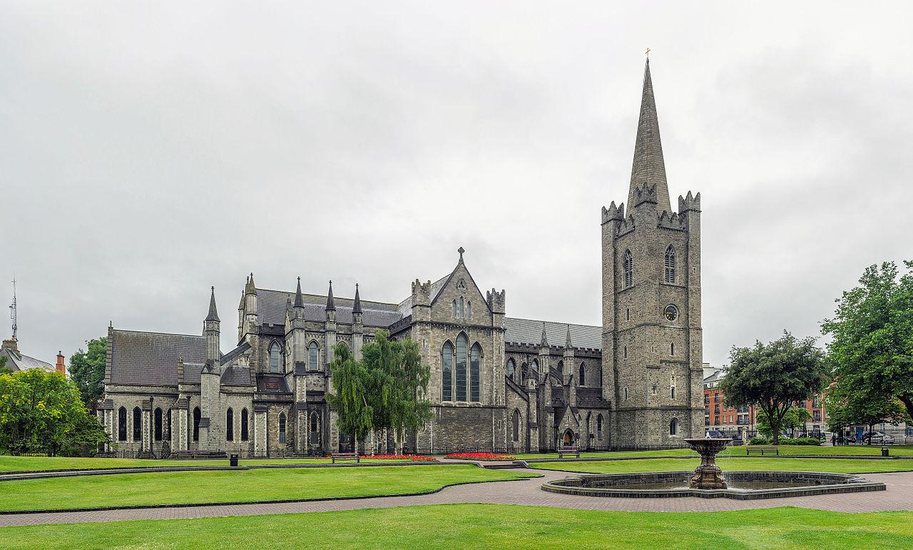 Собор Святого Патрика в Дублине, Ирландия