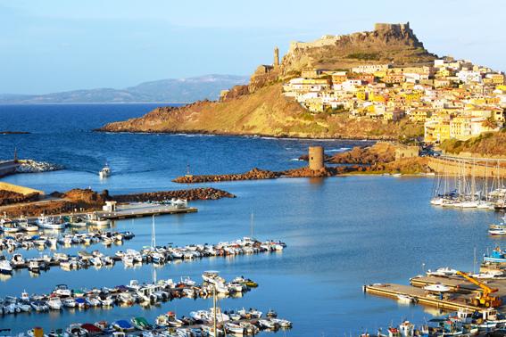 Средневековый город Кастельсардо, Сардиния.jpg