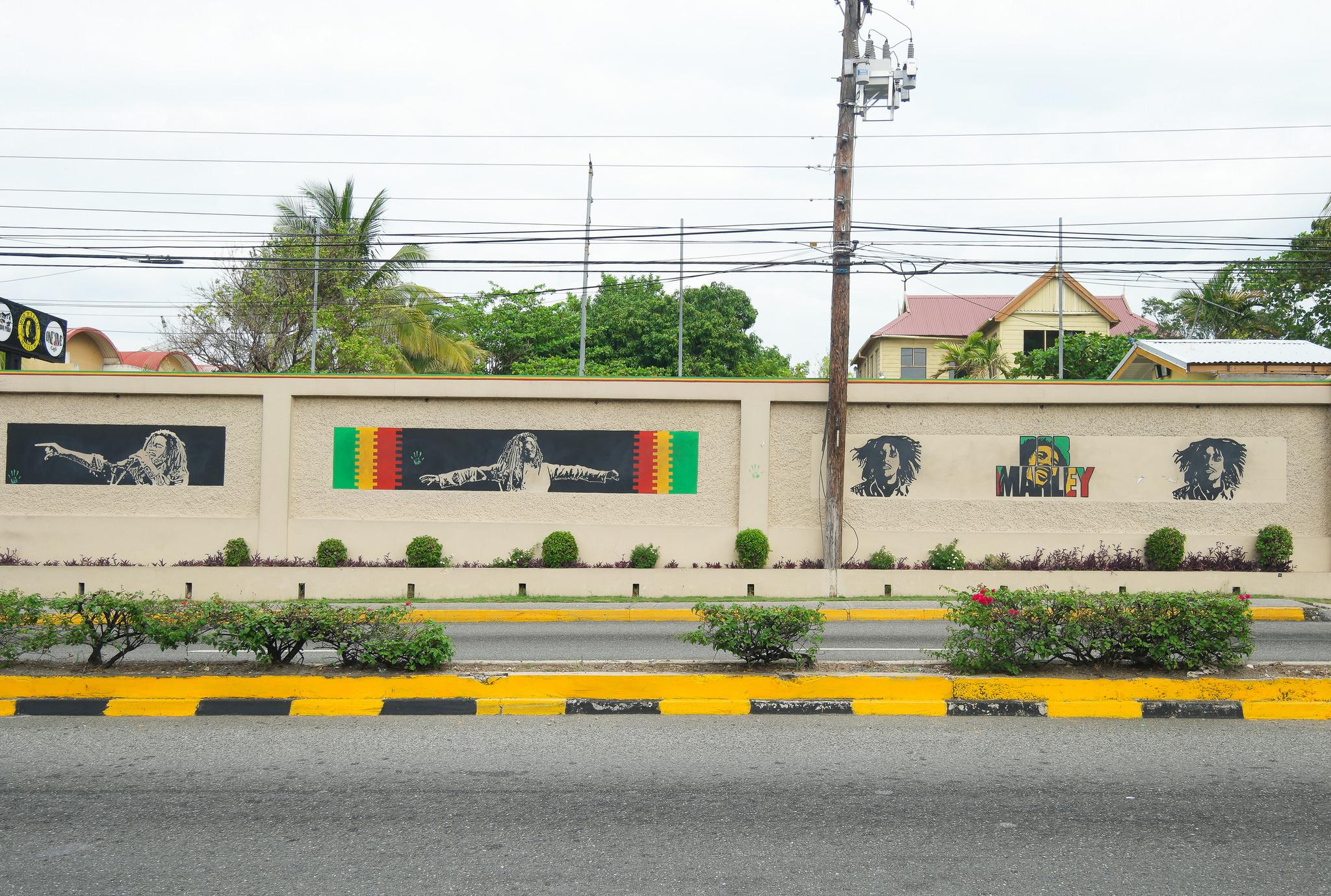 Музей Боба Марли на Ямайке