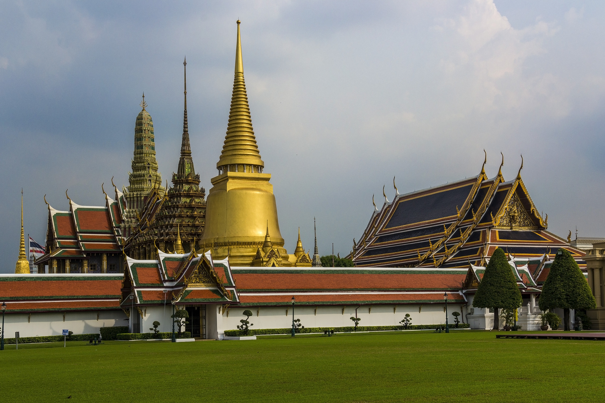 Раттанакосин, храм Изумрудного Будды