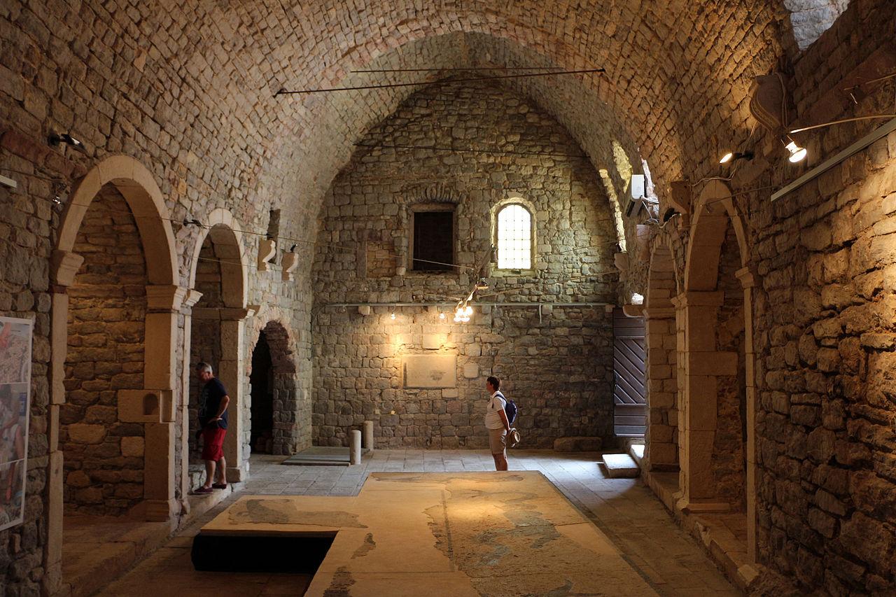Старая Будва, церковь Санта-Мария ин Пунта