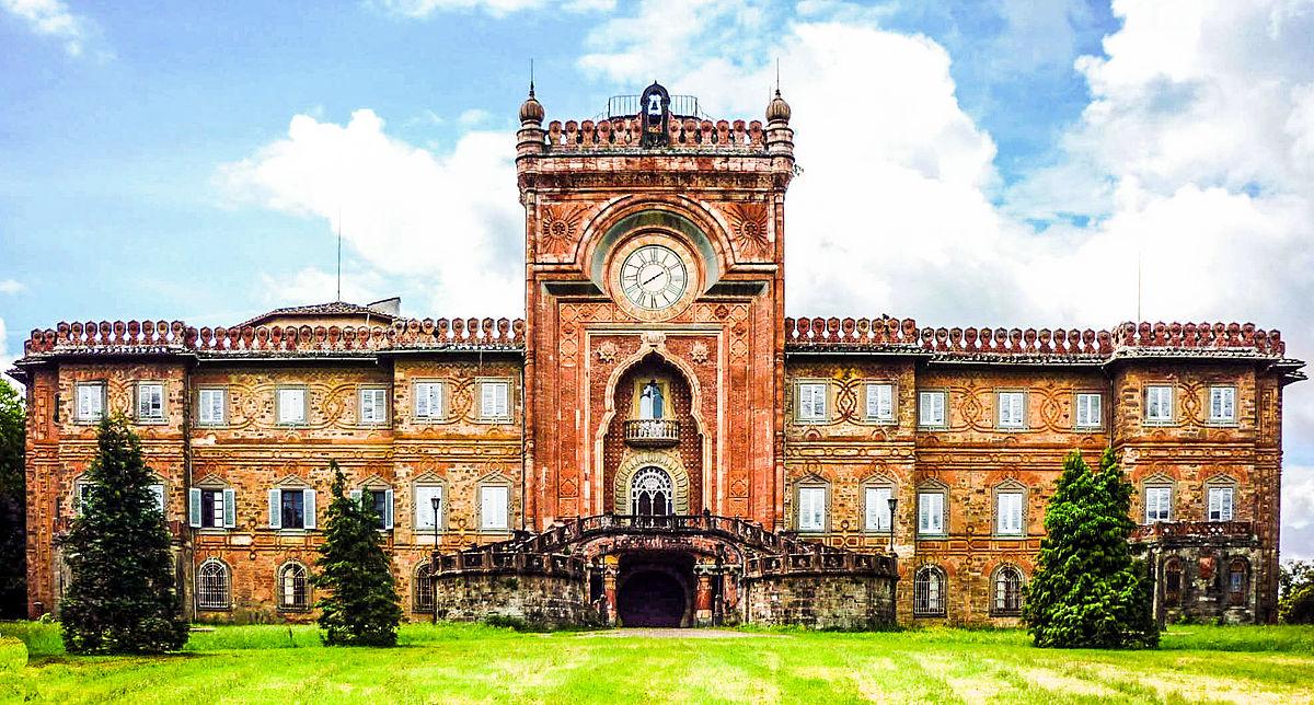 Замок Саммеццано