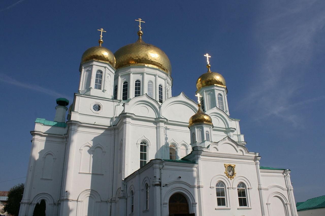 Кафедральный собор Рождества Богородицы в Ростове-на-Дону
