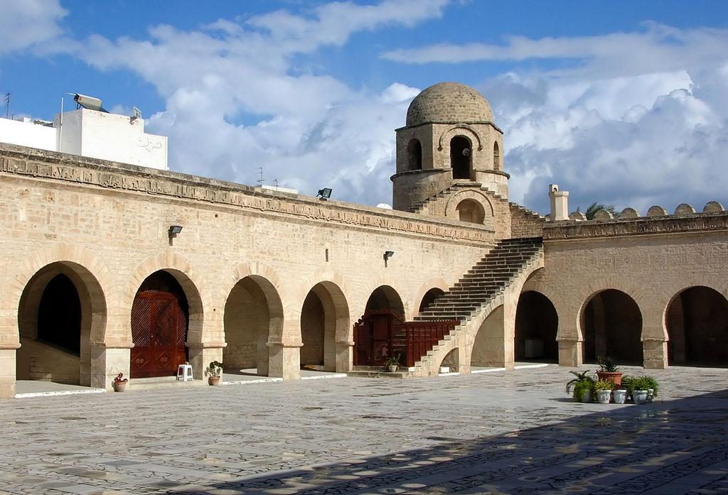 Большая мечеть Сусса