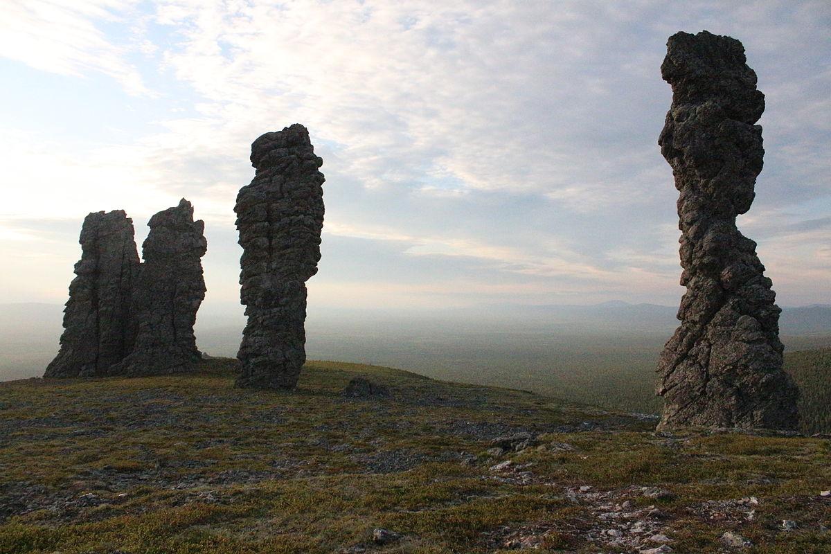 Маньпупунёр, Республика Коми