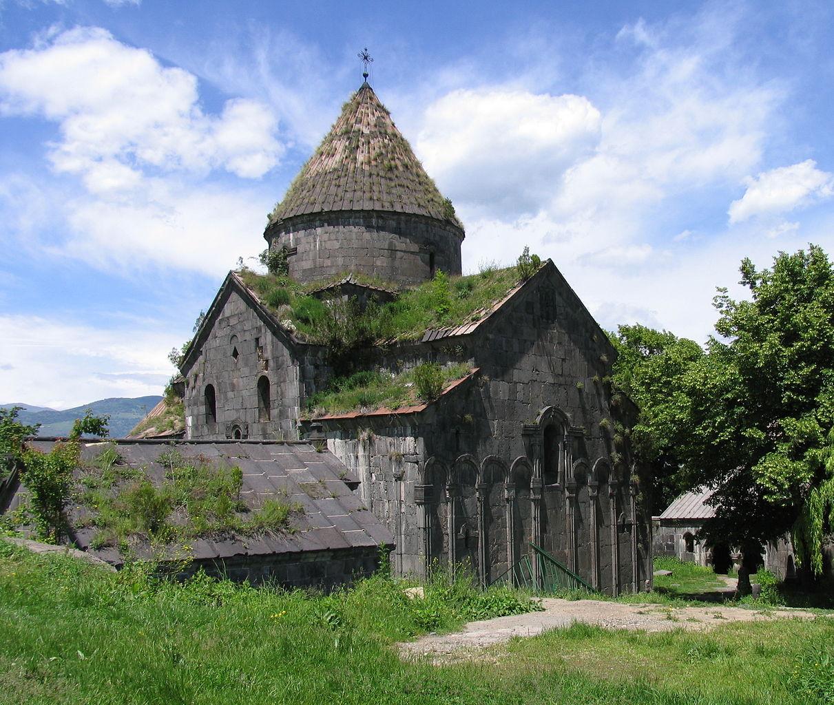 Монастырь Санаин, Армения
