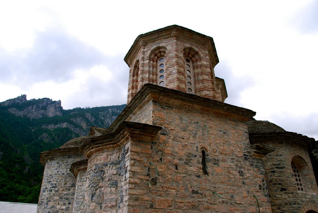 Монастырь Святого Дионисия, Гора Олимп