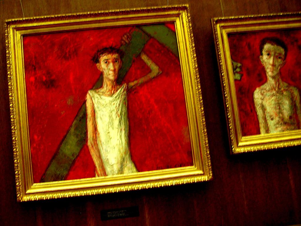 Национальная художественная галерея Болгарии, фрагмент экспозиции