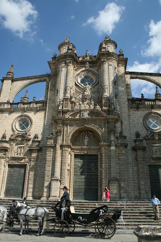 Кафедральный собор Сан-Сальвадор в Хересе