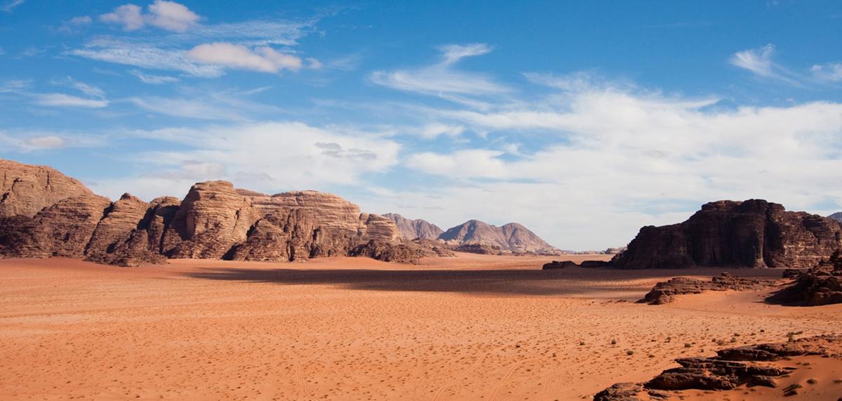 вади-рам иордания фото