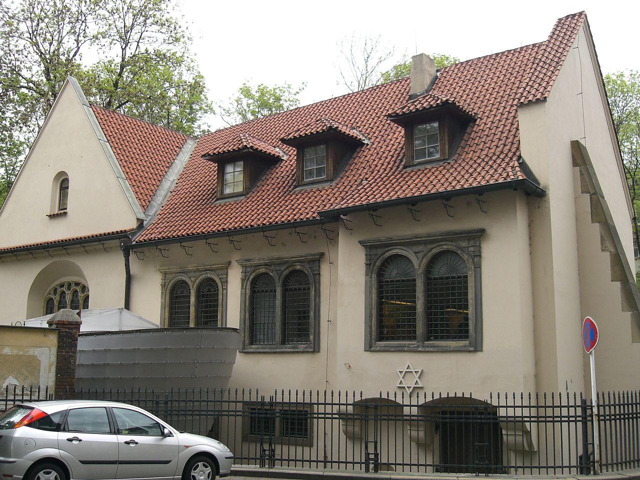 Йозефов, Пинкасова синагога