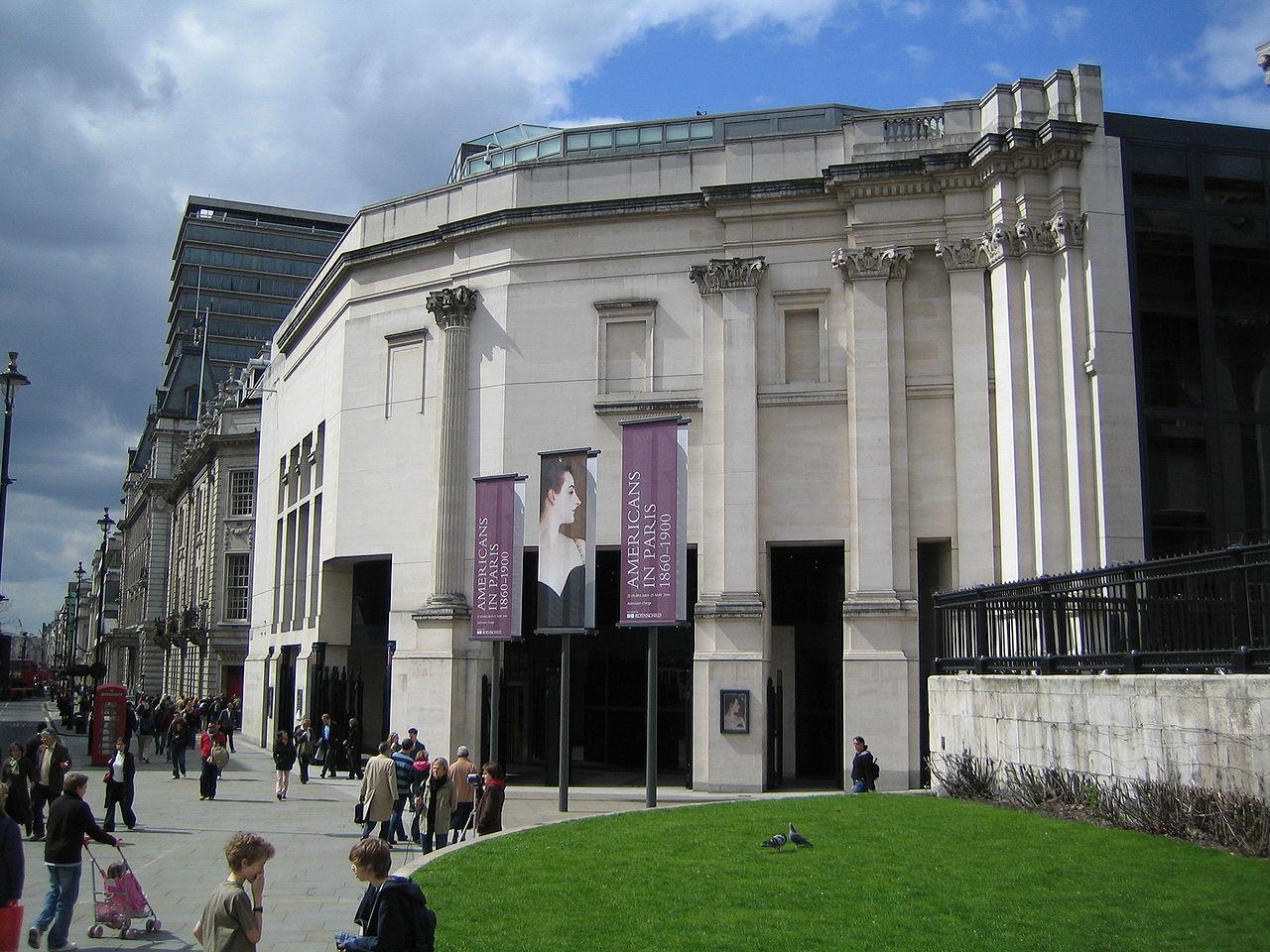 Национальная галерея в Лондоне, крыло Sainsbury