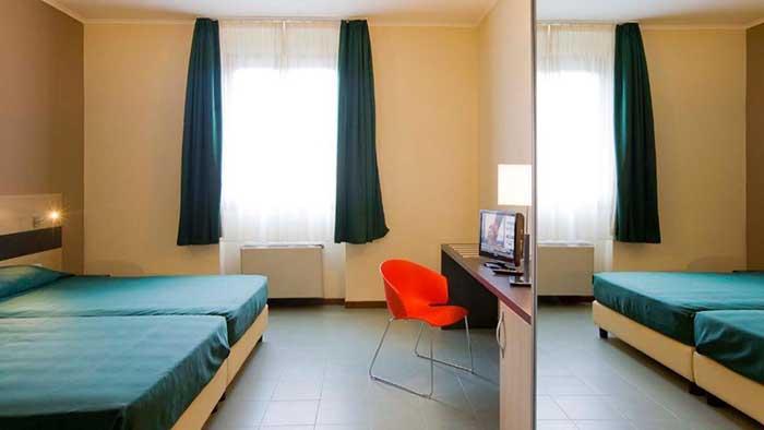 Недорогие отели Рима Alba Hotel Torre Maura 2.jpg