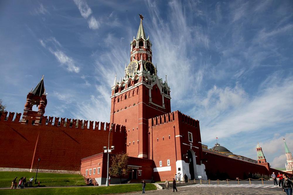 Сердце Москвы - Красная площадь