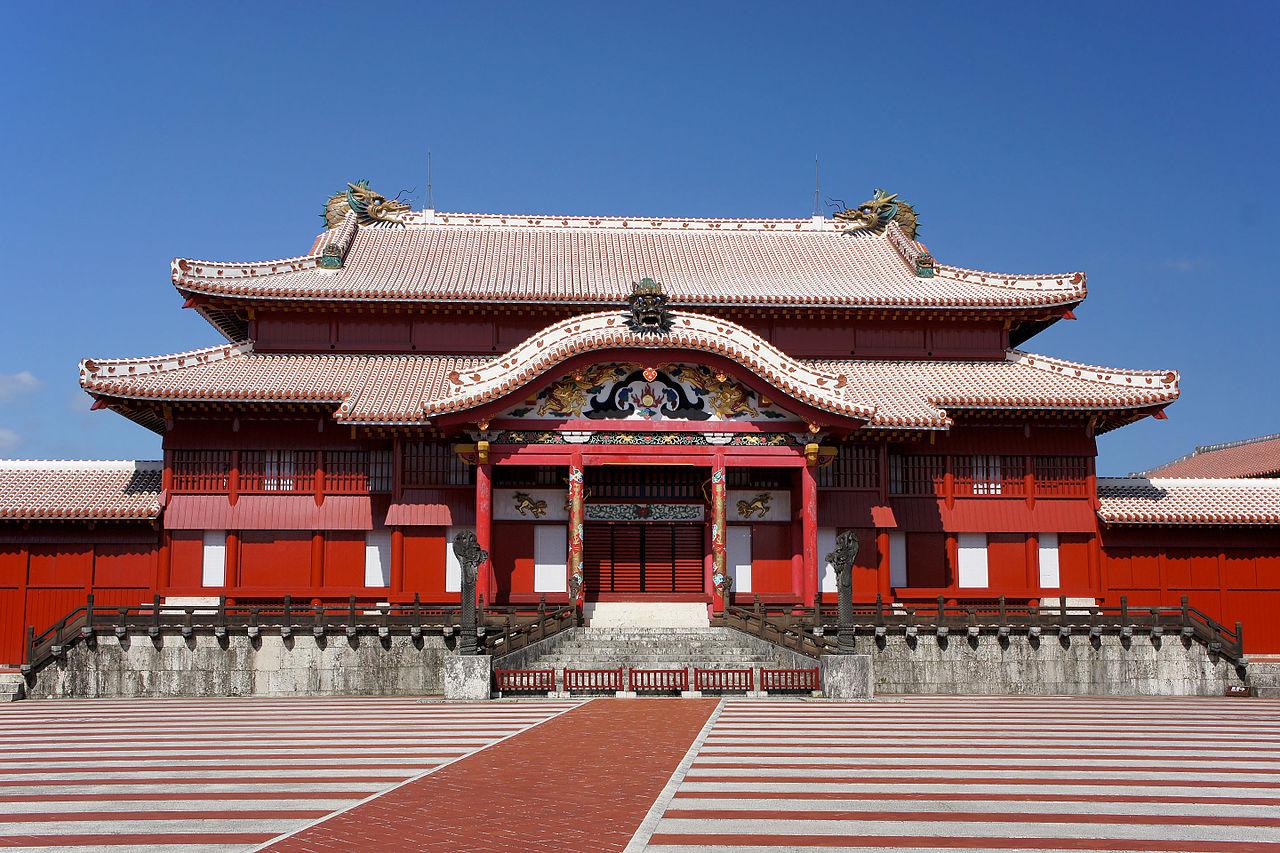 Замок из списка ЮНЕСКО горит в Японии - Цензор.НЕТ 8692