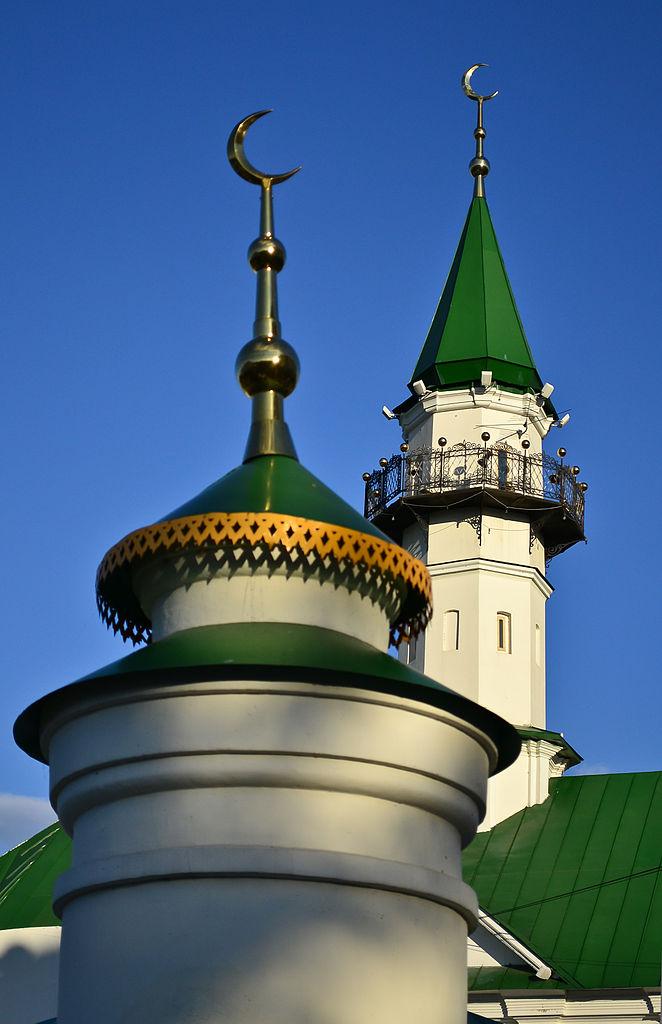 Мечеть Марджани, минарет