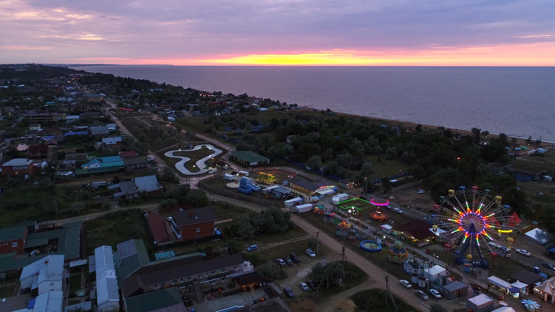 новое, зрелое поселок голубицкая азовское море фото жилье любители
