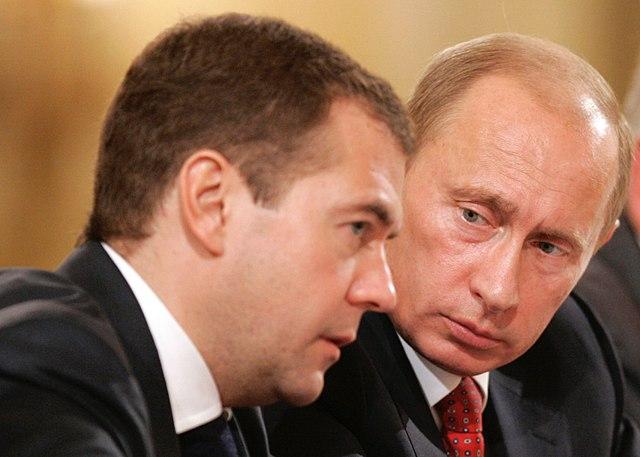Dmitry Medvedev and Vladimir Putin-1.jpg
