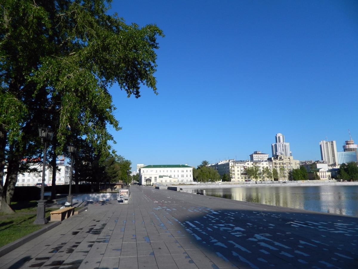 Исторический сквер Екатеринбурга — подробное описание ... Исторический Сквер Екатеринбург