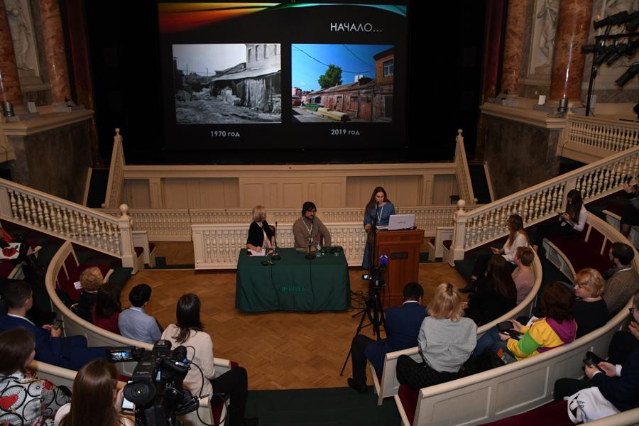 Конференция в Музее печати Серпухова