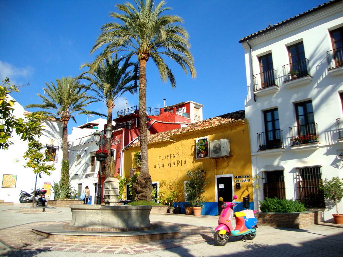 Испания марбелья картинки