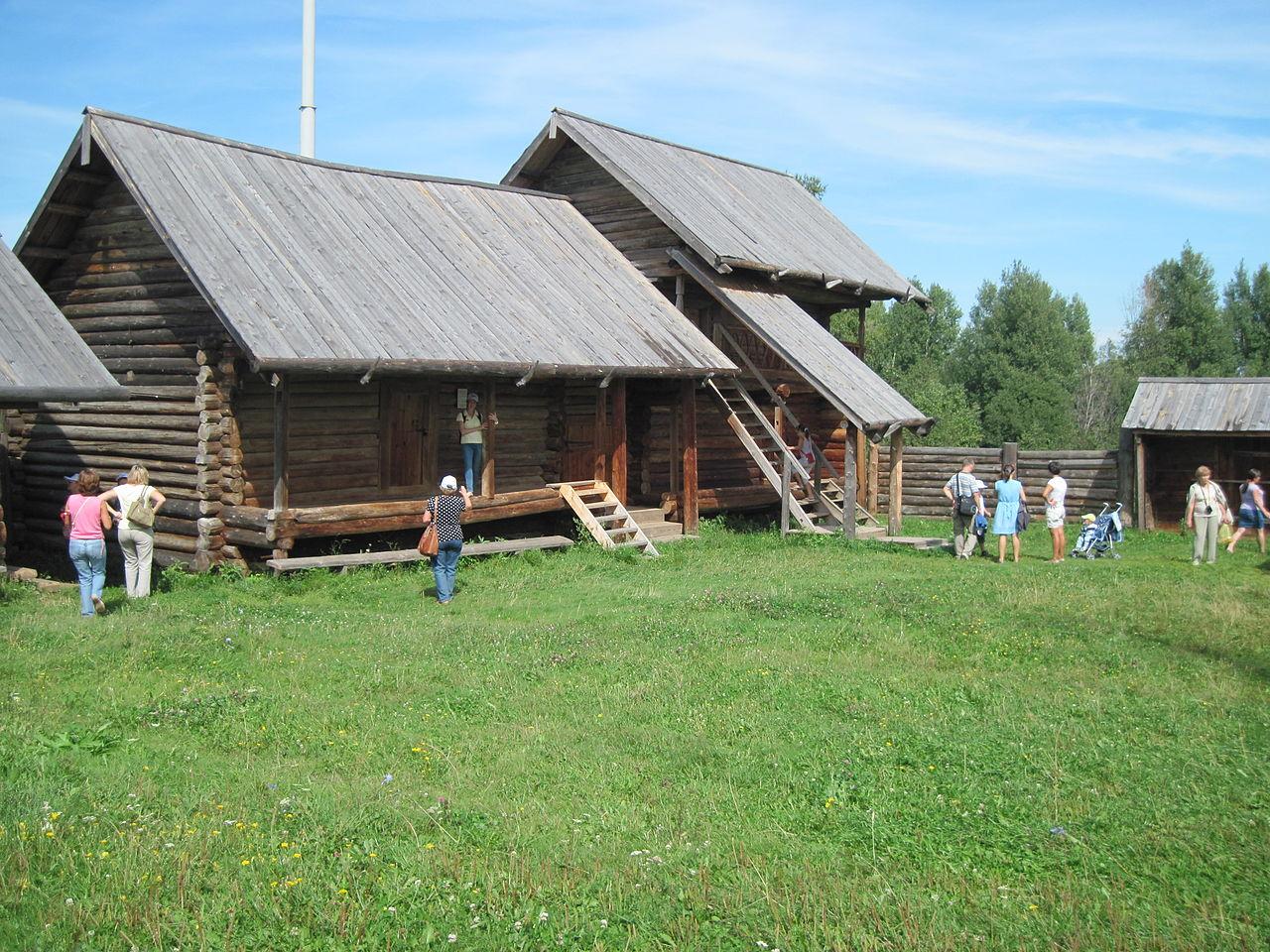 Архитектурно-этнографический музей-заповедник Лудорвай