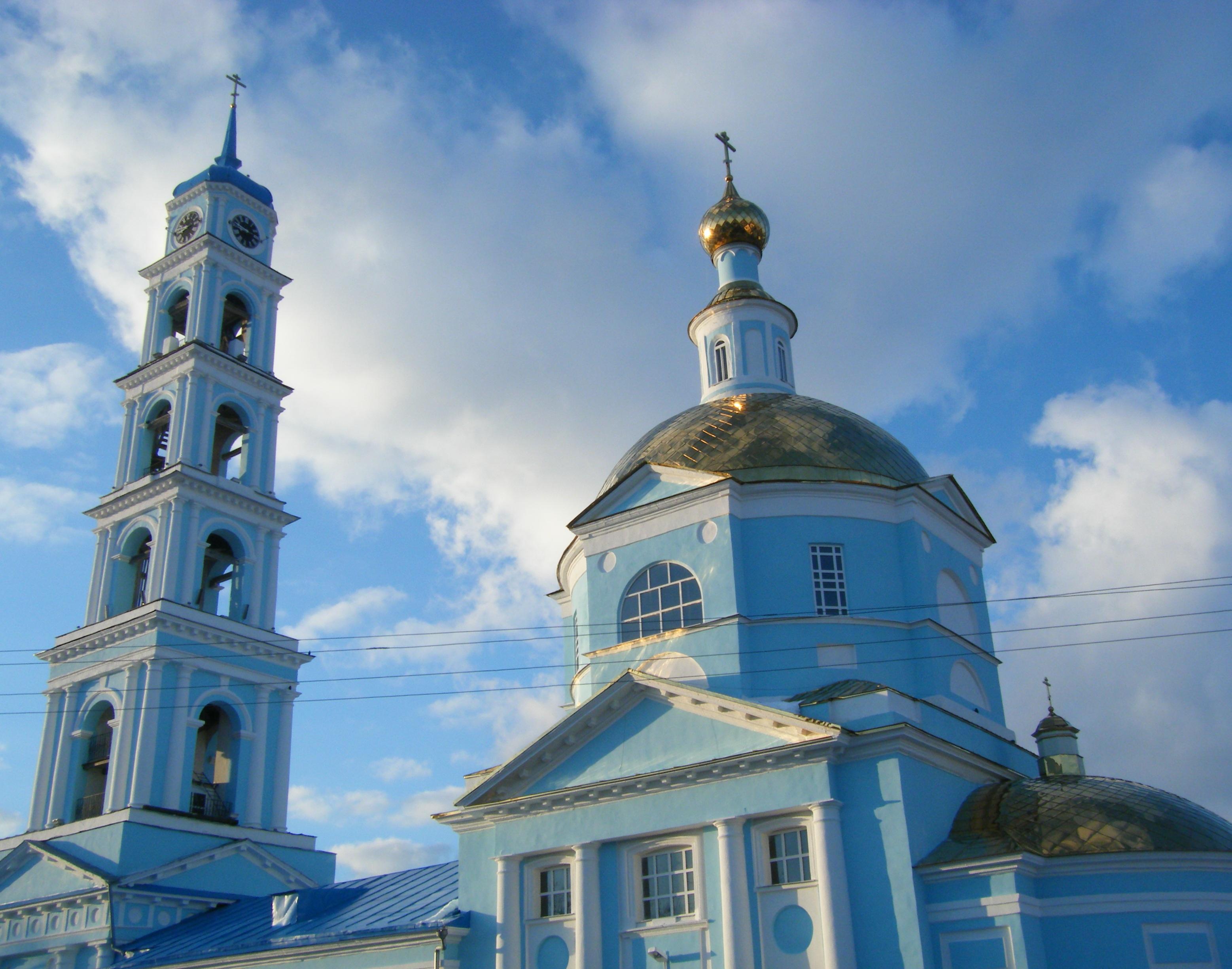 Введенская церковь в Кашире