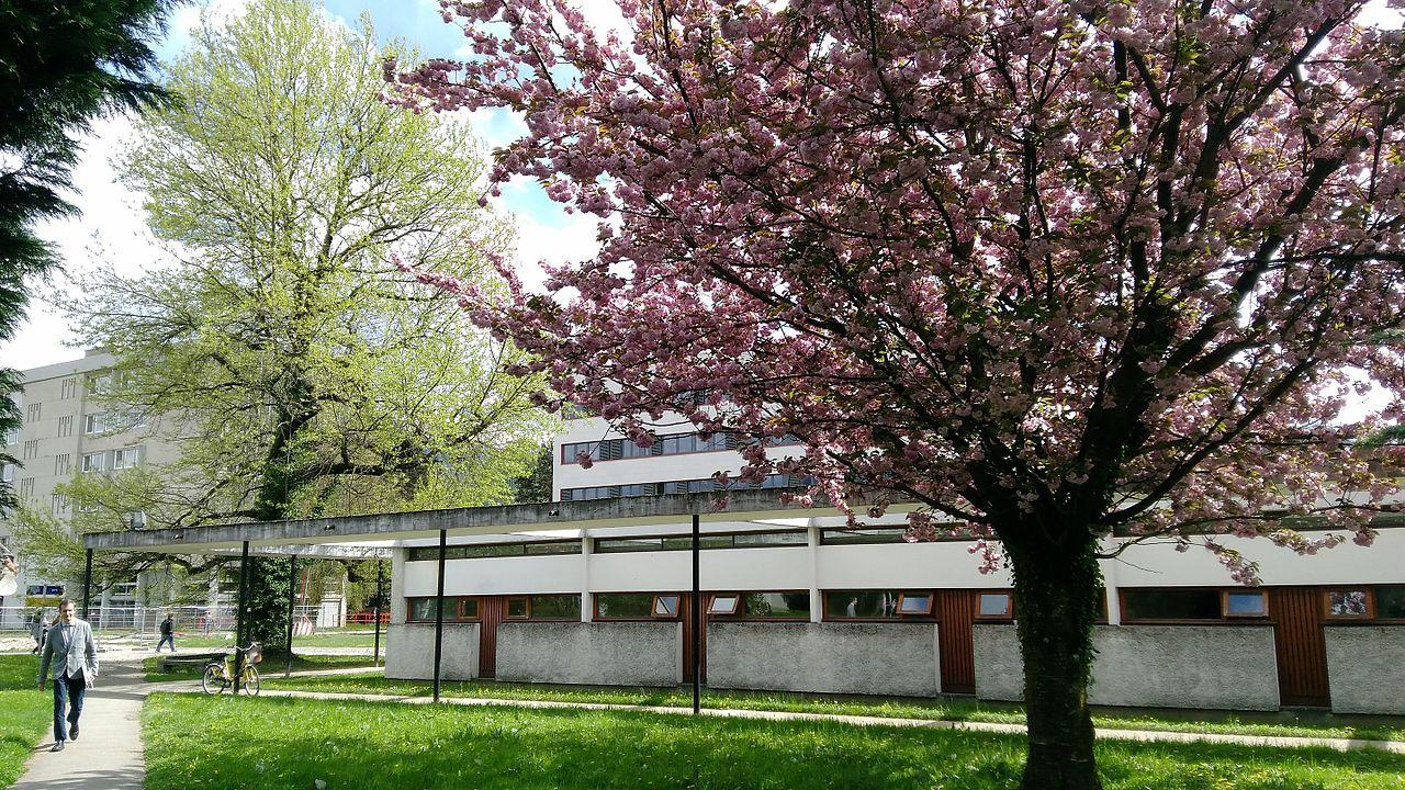 Кампус университета Гренобля, Франция