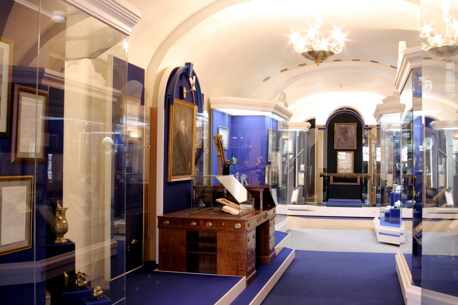Национальный музей Республики Татарстан, фрагмент экспозиции