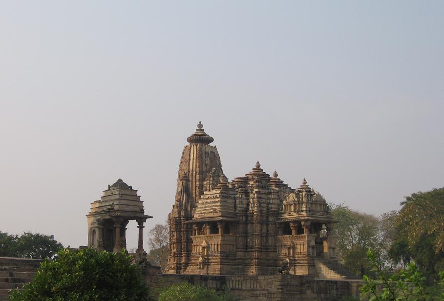 Храмы Каджурахо, Индия