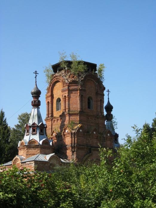 Троице-Одигитриевская Зосимова пустынь