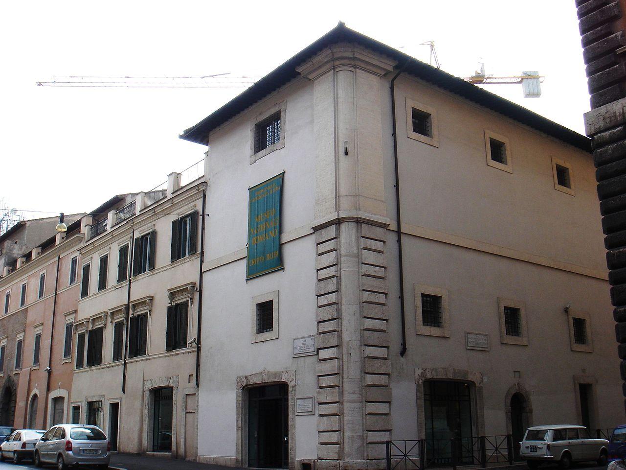 Национальный музей Рима, крипта Бальба