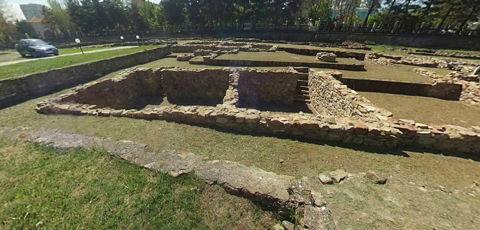 Раскопки, Музей Горгиппия в Анапе