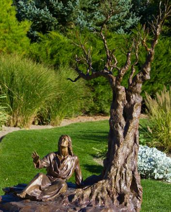 Скульптура, Гефсиманский сад