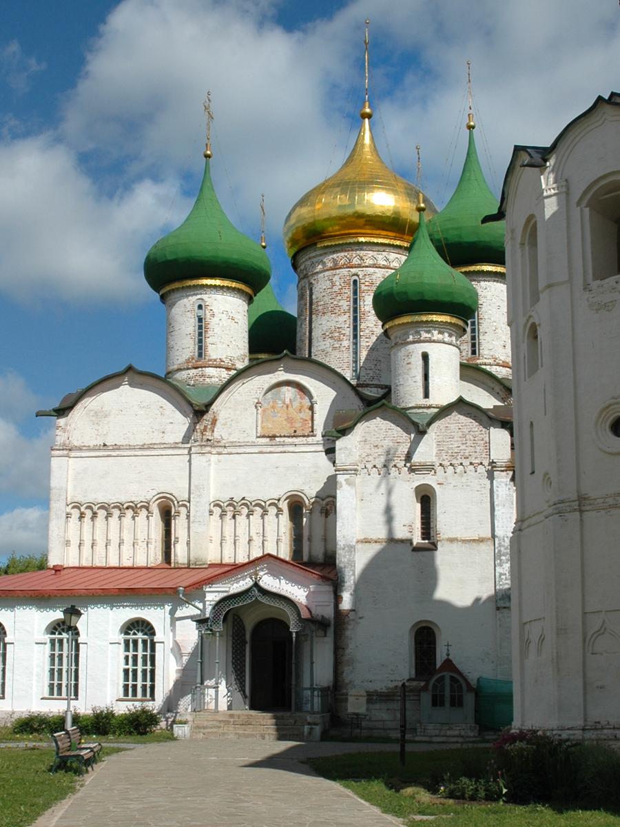 Спасо-Евфимиевский монастырь, Спасо-Преображенский собор