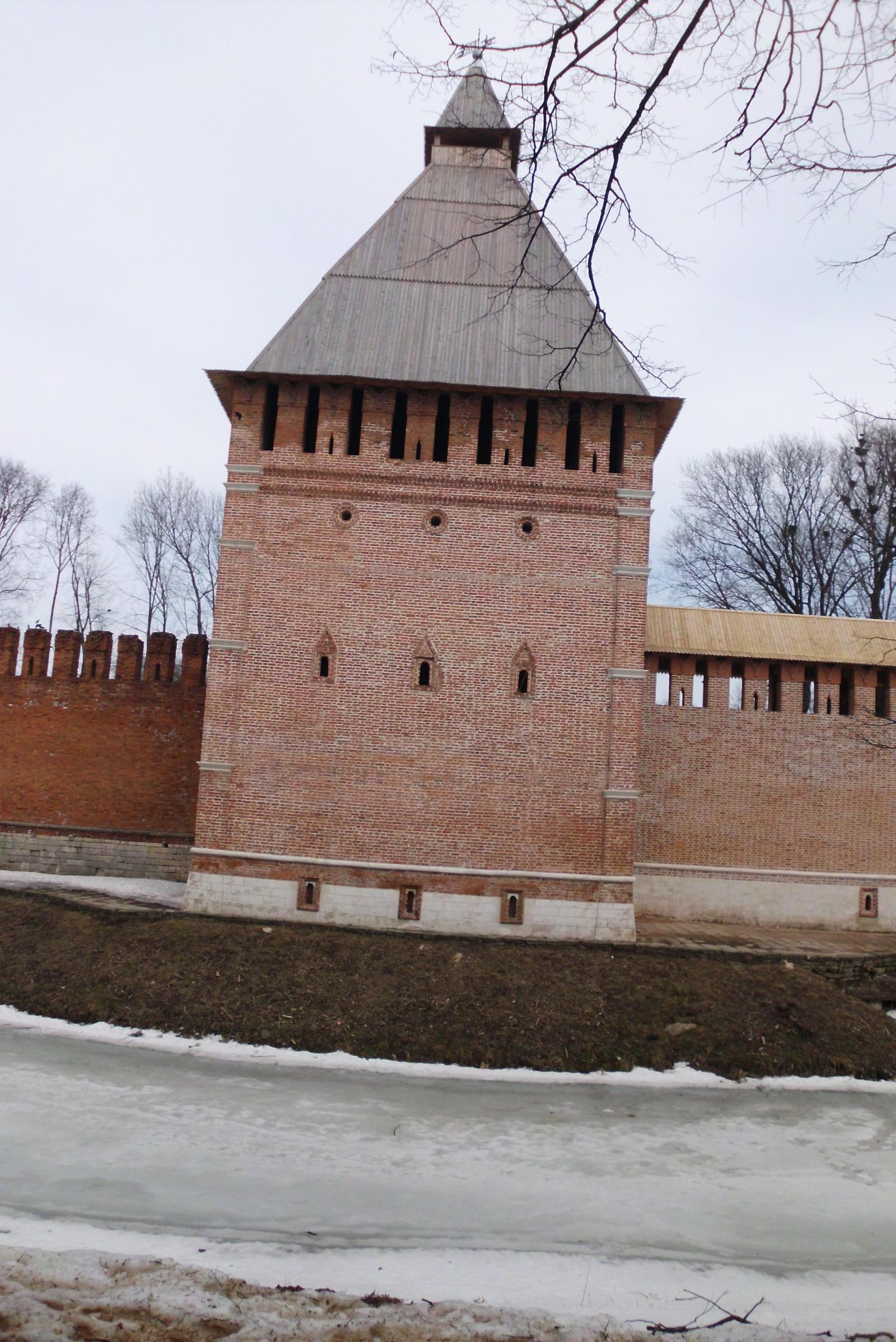 Сторожевая башня Смоленской крепости