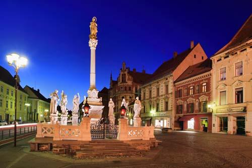Улицы Марибора, Словения