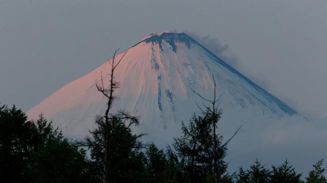 Вулкан Ключевской, Камчатский край
