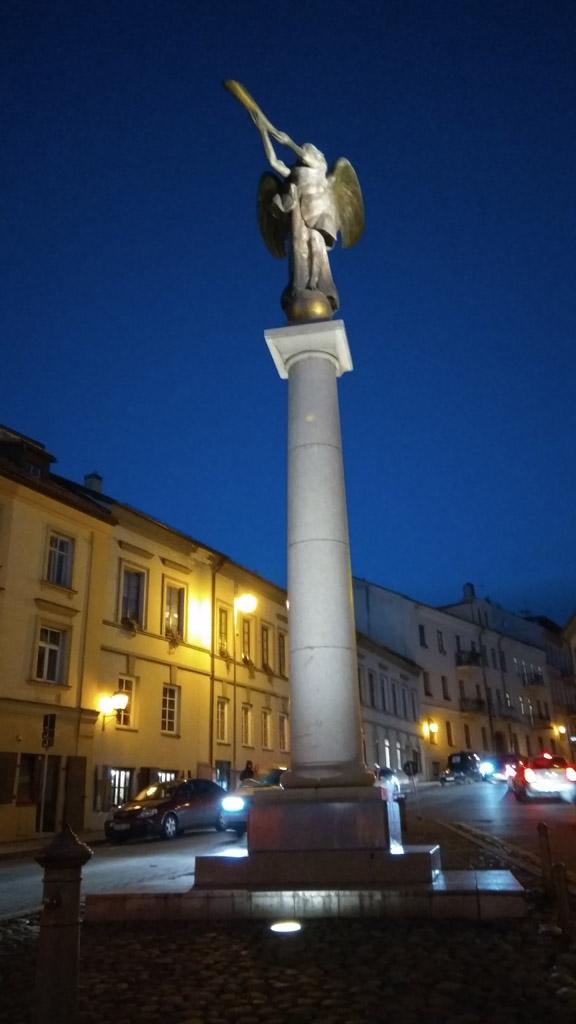 В район Ужупис, Вильнюс