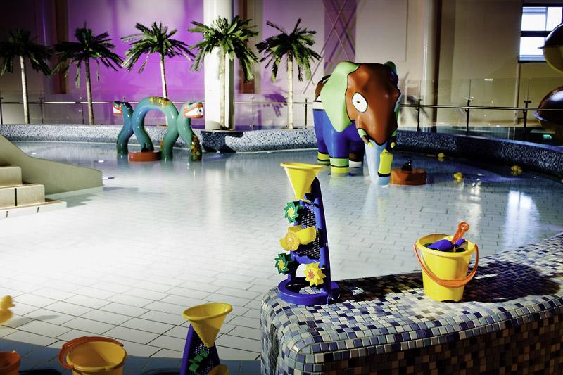 Детский бассейн, Аквапарк «Фламинго», Хельсинки