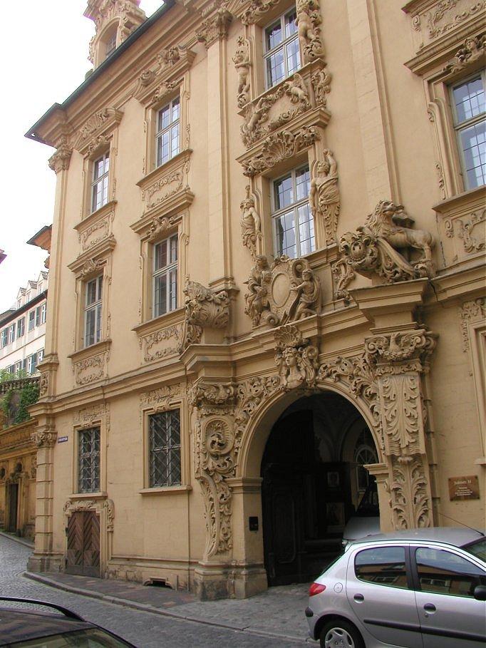 Дом Бёттингера, Бамберг.jpg