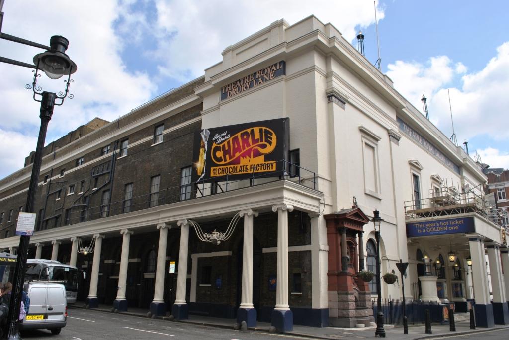 Королевский театр Друри-Лейн, Лондон