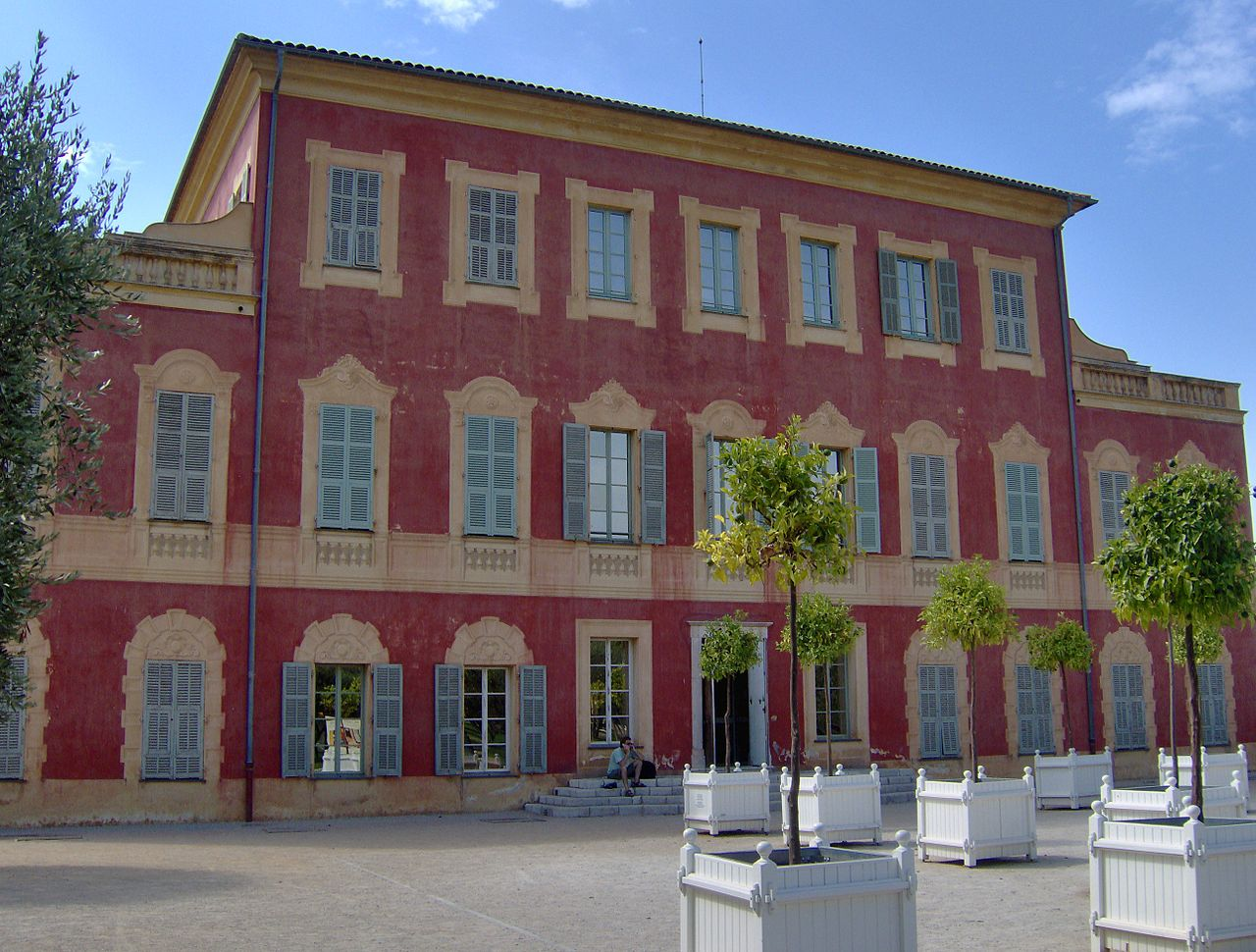 Музей французского художника Анри Матисса в Ницце