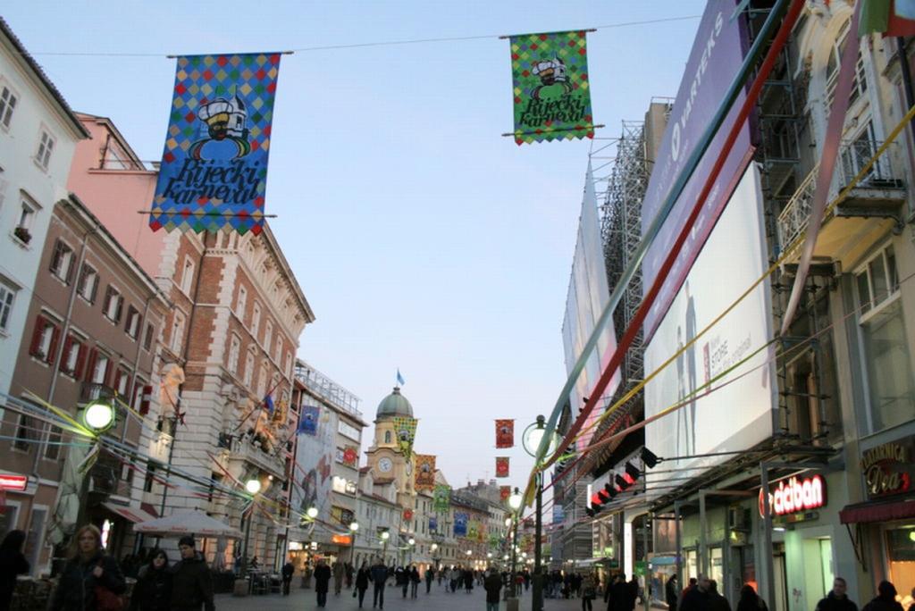 Хорватский карнавал