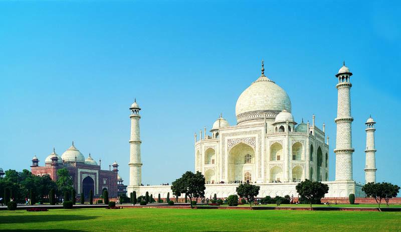 Индийский Тадж-Махал, Индия