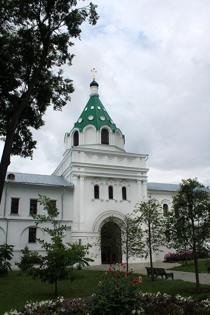 Ипатьевский монастырь, Святые ворота