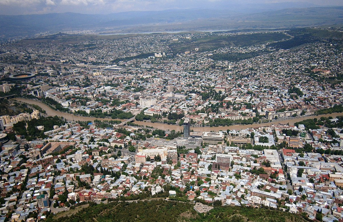 Район Чугурети